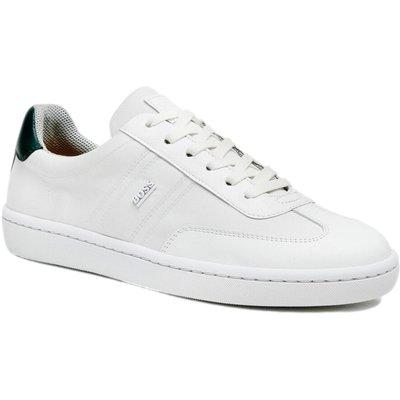 Hugo Boss, Sneakers CON Logo IN Metallo 0446658 Weiß, Größe: 44 | HUGO BOSS SALE
