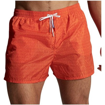 Dsquared2, Boxer Midi Orange, Größe: XL | DSQUARED2 SALE