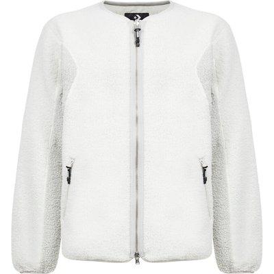 Converse, Jacket Weiß, unisex, Größe: XL | CONVERSE SALE