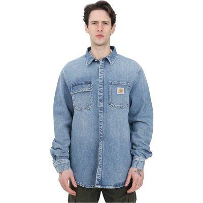Carhartt Wip, Coat Blau, Größe: S   CARHARTT SALE