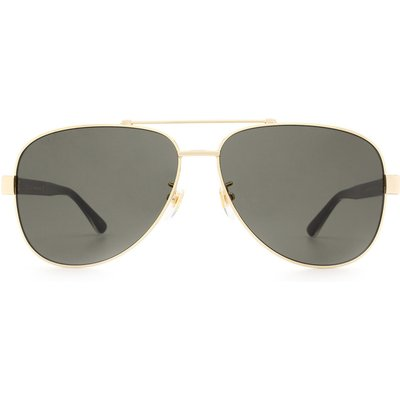 Gucci, Gg0528S 006 sunglasses Gelb, Größe: 63   GUCCI SALE