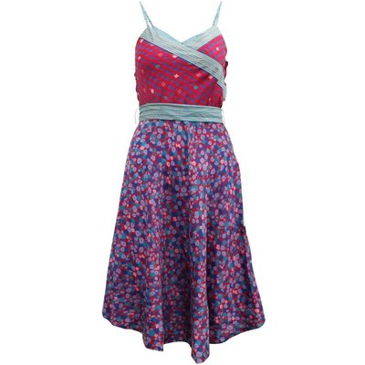 Colorful Print Summer Dress -Pre Owned Condition Very Marc Jacobs | MARC JACOBS SALE