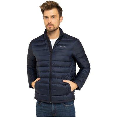 Calvin Klein K10K104427 Light Down Liner Jacket AND Jackets Men blue Calvin Klein | CALVIN KLEIN SALE
