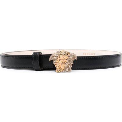 Versace, Gürtel Schwarz, Größe: 90 cm | VERSACE SALE