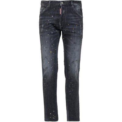 Dsquared2, Icon Jeans Schwarz, Größe: 50 IT | DSQUARED2 SALE