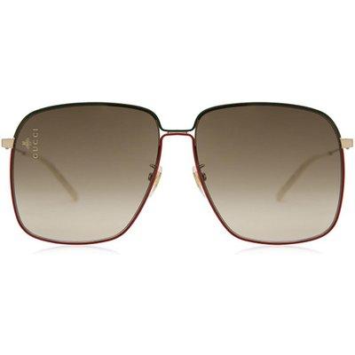 Gucci, Sunglasses Gg0394S 003 Gelb, Größe: 61   GUCCI SALE