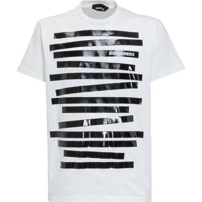 Dsquared2, short sleeve t-shirt Weiß, Größe: XL   DSQUARED2 SALE