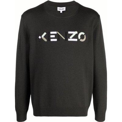 Kenzo, Pullover Schwarz, Größe: XL   KENZO SALE