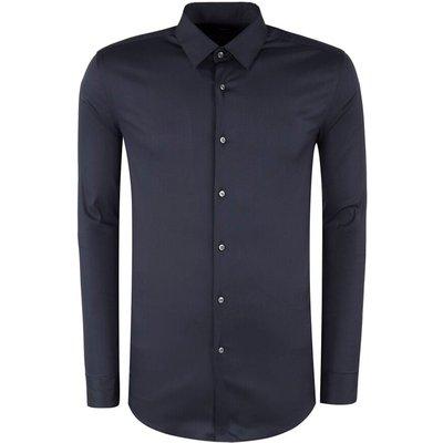 Hugo Boss, Herwing Shirt Blau, Größe: 42 | HUGO BOSS SALE