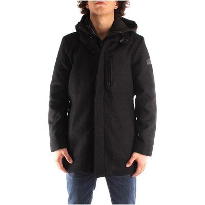 Guess, M0Bl57 Long coat Schwarz, Größe: M   GUESS SALE