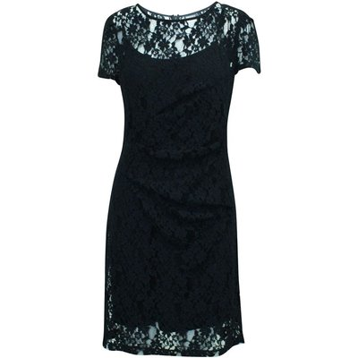 Short Sleeve Lace Dress Dkny Vintage | DKNY SALE