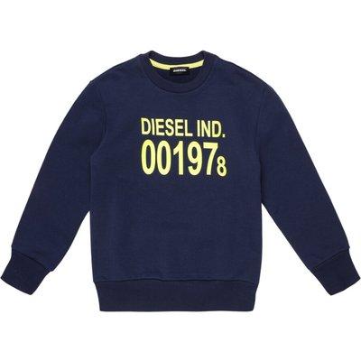 Sweatshirt 00J4Ys 0Iajh Sgirkj3 Diesel | DIESEL SALE