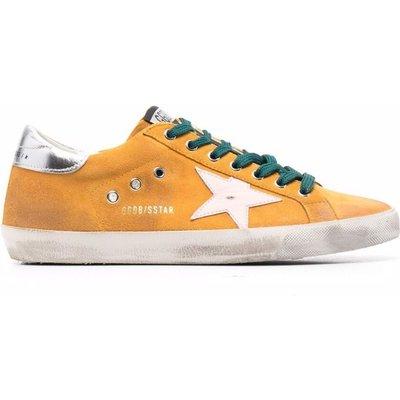 Golden Goose, Sneaker Orange, Größe: 45 | GOLDEN GOOSE SALE
