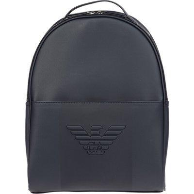 Emporio Armani, Rucksack Tasche Laptop Schulrucksack Blau, Größe: One size | EMPORIO ARMANI SALE