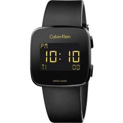 Calvin Klein, Watch K5C214D1 Schwarz, unisex, Größe: One size   CALVIN KLEIN SALE