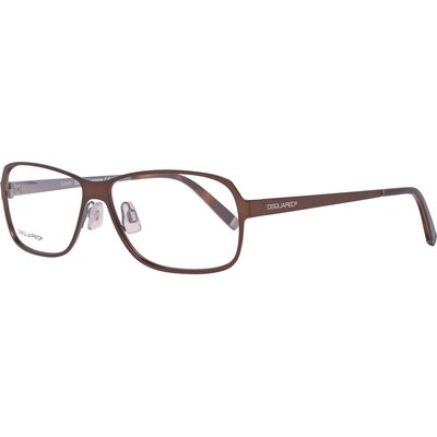 Dsquared2, Optical Frame Dq5057 049 56 Braun, Größe: One size | DSQUARED2 SALE
