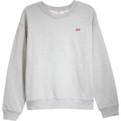 Levi's, Standard Crew Sweater Grau, Größe: XS   LEVI'S SALE