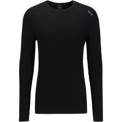 Hugo Boss, Long Sleeve T-shirt Schwarz, Größe: XL | HUGO BOSS SALE