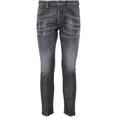 Dsquared2, Ripped Jeans Schwarz, Größe: 52 IT | DSQUARED2 SALE