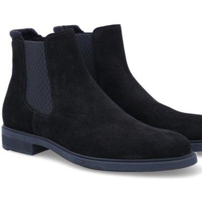 Hugo Boss, Flat shoes Schwarz, Größe: UK 9   HUGO BOSS SALE