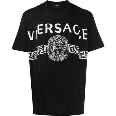 Versace, T-shirt Schwarz, Größe: S | VERSACE SALE