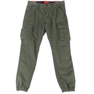 Pants Cargo Jogger Zip-Fly Stretch Superdry | SUPERDRY SALE