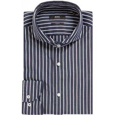 Hugo Boss, Shirt Schwarz, Größe: 41 | HUGO BOSS SALE