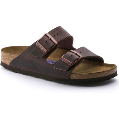 Sandalen Arizona Soft Footbed Oiled Nubuck Leather Birkenstock | BIRKENSTOCK SALE