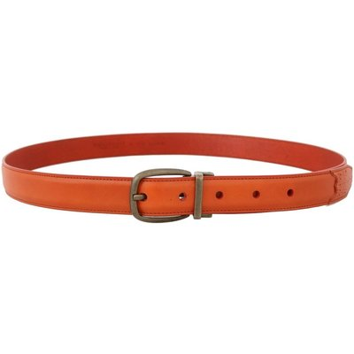 Dolce & Gabbana, Schnallengürtel Orange, Größe: 95 cm | DOLCE & GABBANA SALE