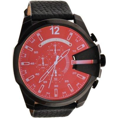 Diesel, Mega Chief watch Schwarz, Größe: One size | DIESEL SALE