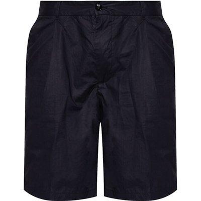 Emporio Armani, Baumwollshorts Blau, Größe: 52 IT | EMPORIO ARMANI SALE