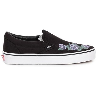 Vans, Rose Thorns Slip-On Schwarz, Größe: UK 5 | VANS SALE