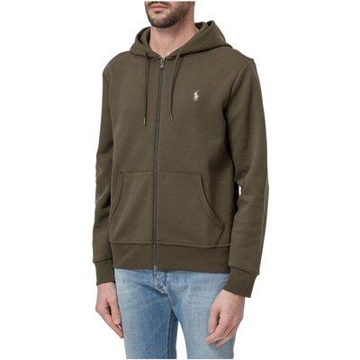 Polo Ralph Lauren, Sweatshirt with logo Grün, Größe: S | RALPH LAUREN SALE