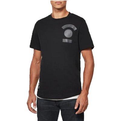 G-star, 3D Graphic Logo T-Shirt Schwarz, Größe: M   G-STAR SALE