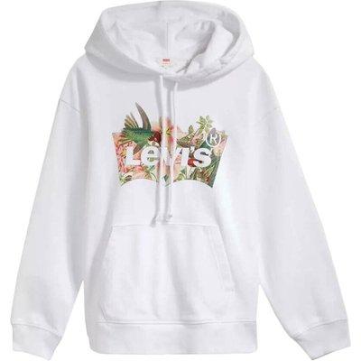 Levi's, Hoodie Sweater Weiß, Größe: XS   LEVI'S SALE