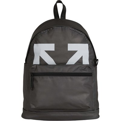 OFF-WHITE Arrow Mesh Backpack Off White   OFF-WHITE SALE