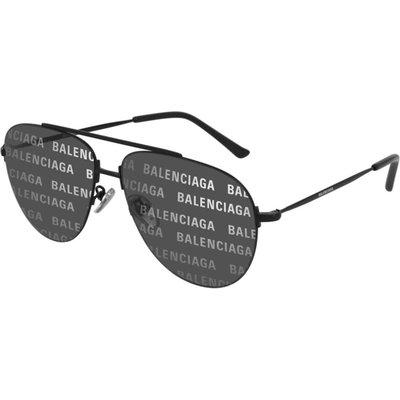 Balenciaga, Sunglasses 13A13P60A Schwarz, Größe: 64 | BALENCIAGA SALE
