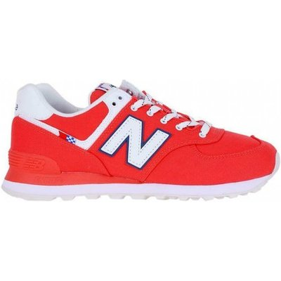 New Balance, Sneakers Lifestyle en toile Rot, Größe: 43 | NEW BALANCE SALE