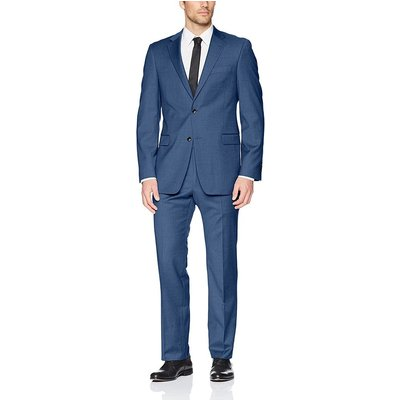 Suit Set Blue Two-Button 2 Piece Tommy Hilfiger | TOMMY HILFIGER SALE