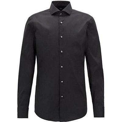 Hugo Boss, Shirt Schwarz, Größe: 44 | HUGO BOSS SALE