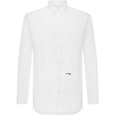 Dsquared2, Hemd Weiß, Größe: 52 IT   DSQUARED2 SALE