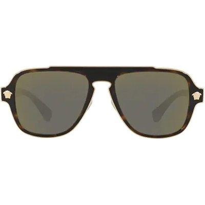 Versace, Sunglasses Braun, Größe: 56 | VERSACE SALE