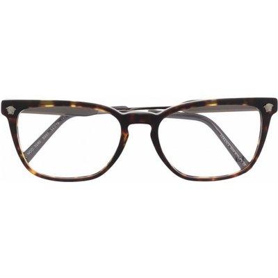 Versace, Glasses Ve3290 5337 Braun, Größe: 54 | VERSACE SALE