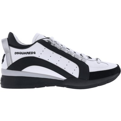 Dsquared2, Lace-Up Low Top Sneakers Weiß, Größe: 40 | DSQUARED2 SALE