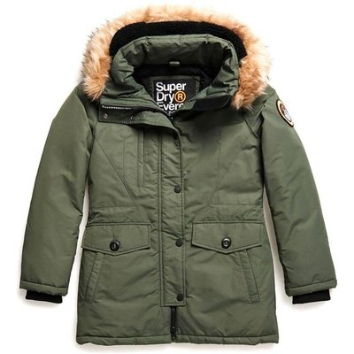 Parka Ashley Everet Superdry | SUPERDRY SALE
