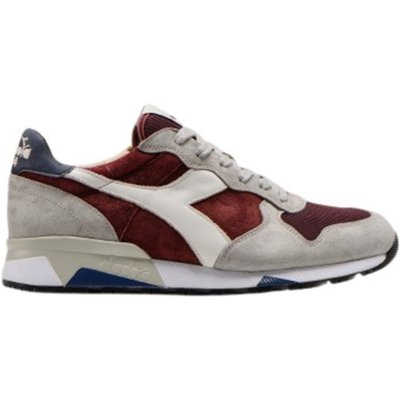 Diadora, Trident 90 Suede SW Sneakers Grau, unisex, Größe: 45 | DIADORA SALE