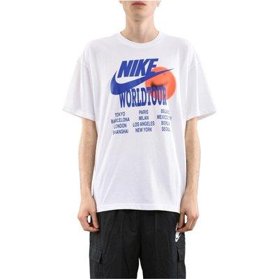 Nike, T-shirt con logo Weiß, Größe: XL | NIKE SALE