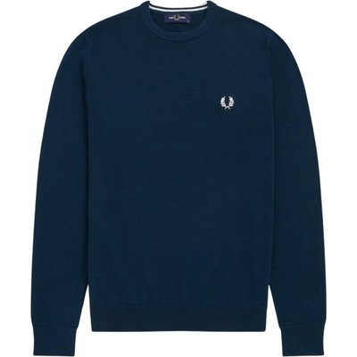 Fred Perry, Sweatshirt Blau, Größe: M |  SALE