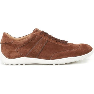 Tod's, Active 08A suede sneakers Braun, Größe: UK 6 | TOD'S SALE