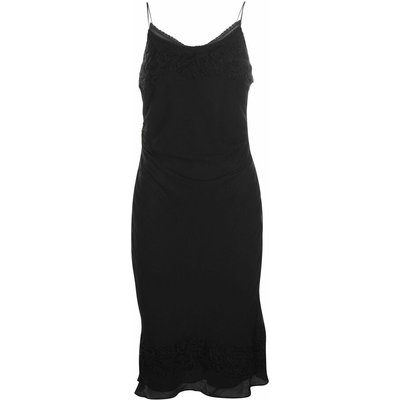 Dress With Embroided Details Dkny Vintage | DKNY SALE